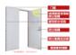 安徽厨房乙级防火门,消防部门指定产品,一门一证